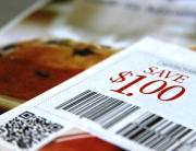 saving coupons